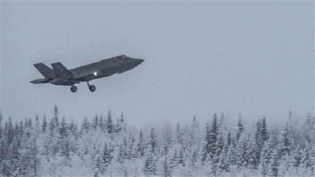 Nga giật mình khi Mỹ đưa 54 chiếc F-35 tới Bắc Cực