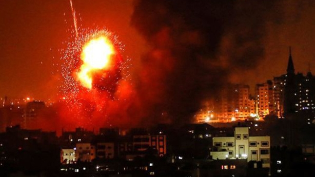 Israel dùng chiến thuật bắn tỉa khi tấn công T4