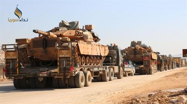 Thổ tăng quân đến Syria: Đã giữ xong miếng bánh?