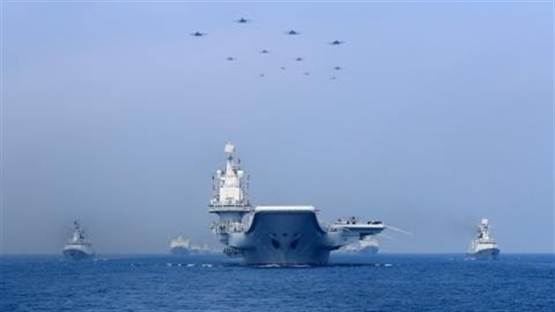 Mỹ nóng mắt vì hải quân Trung Quốc