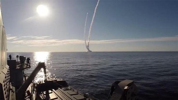 Tàu ngầm Yasen-M thực hiện 3 vụ phóng tên lửa Zircon