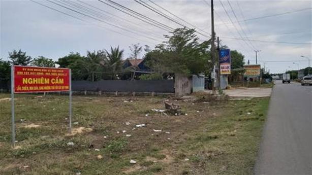 Điều tra đất công bị hợp thức hóa thành đất ở