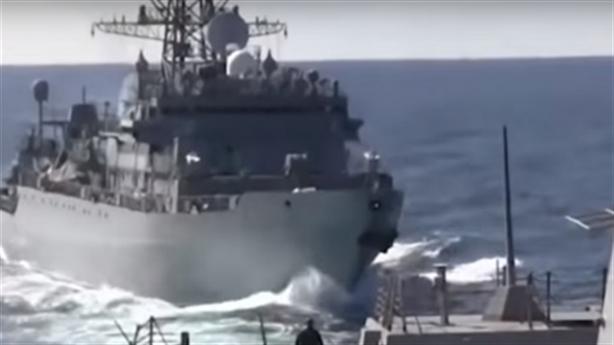 Nga gửi lời rắn chưa từng có tới Mỹ về biển Đen