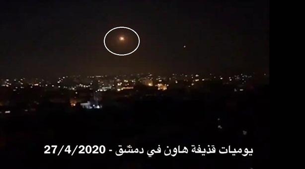 Syria đã tìm ra cách đánh chặn tên lửa Israel
