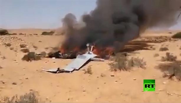 Pantsir-S1 bắn rơi UCAV Thổ Nhĩ Kỳ
