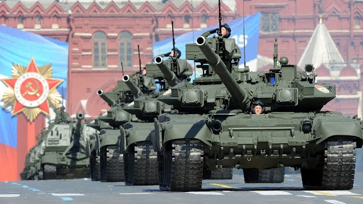 Bất ngờ trước báo cáo chi tiêu quốc phòng Nga 2019