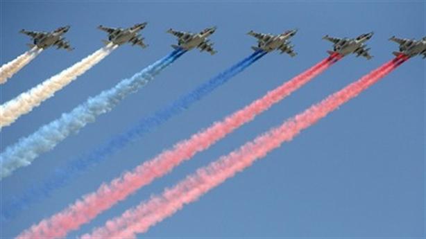 Máy bay, trực thăng quân sự sẽ bay mừng Ngày Chiến thắng