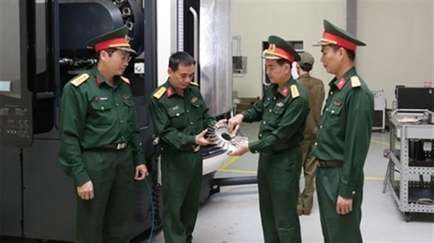 Việt Nam chế tạo thành phần quan trọng động cơ trực thăng