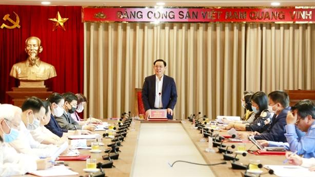 Ban Dân vận Thành ủy Hà Nội họp tổng kết