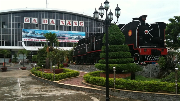 Dời ga Đà Nẵng theo hình thức BT: Đang xin chủ trương