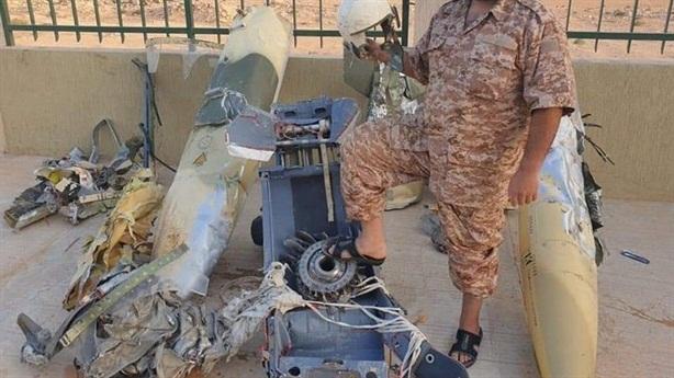 Quân đội Quốc gia Libya bắn rơi tiêm kích hiếm của GNA