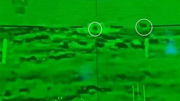 Tấn công T-55 tại Idlib, TOW bị chim... đánh chặn
