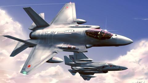 F-3 trang bị tên lửa siêu thanh HCM: Nhật đã vượt Mỹ?