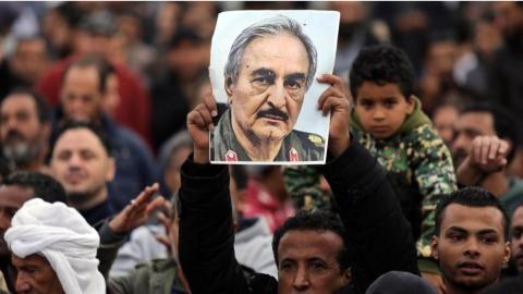 Nóng Libya : Cờ hiểm Putin mở lối cho hành động của Haftar?