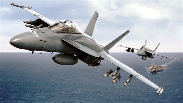 Hệ thống đặc biệt giúp F/A-18E/F đấu Su-57