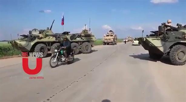 Mỹ đàm phán bất thành khi bị quân cảnh Nga chặn xe