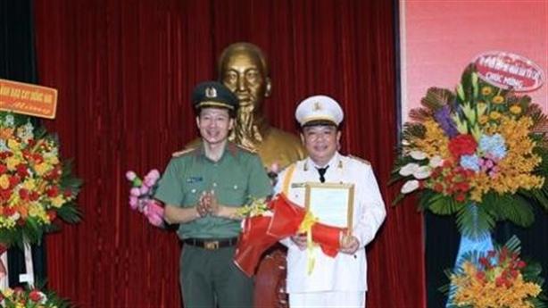 Đại tá Vũ Hồng Văn nhắn nhủ tân PGĐ CA Đồng Nai