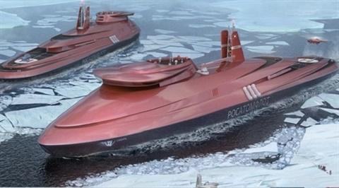 Cuộc chiến Bắc Cực: Mỹ gồng mình đấu Nga-Trung