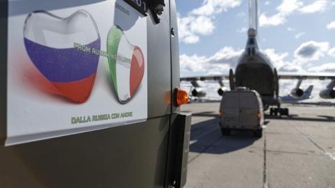 Tổng thống Putin khiến NATO hiện nguyên hình chỉ là 'hổ giấy'