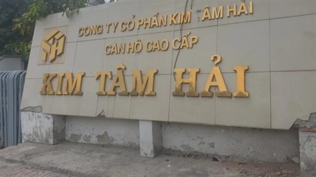 Chung cư Kim Tâm Hải không có sổ, cư dân kêu cứu