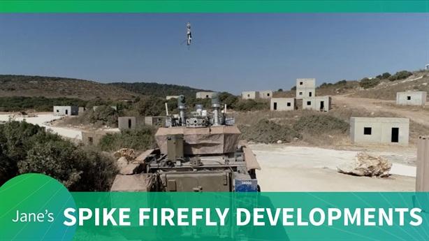 Israel trang bị đạn biết săn tìm mục tiêu trong đô thị