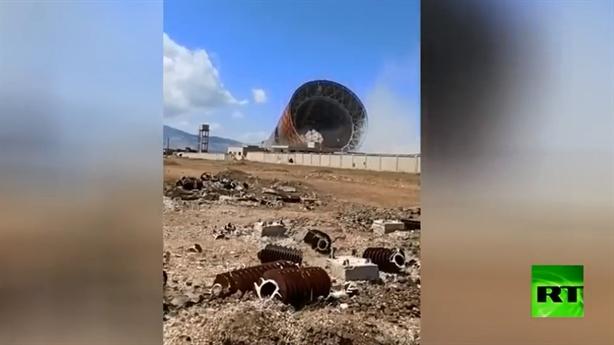 Phiến quân phá hủy nhà máy điện Đông Bắc Syria
