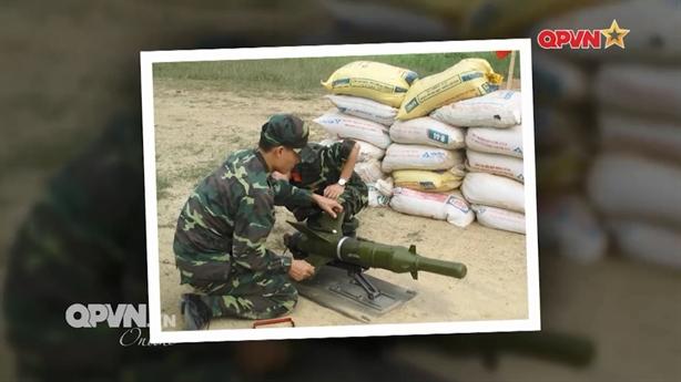 Việt Nam bắn thử tên lửa chống tăng tự nâng cấp