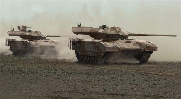 Báo Mỹ tin TOW mới đủ sức đánh bại T-14 tại Syria