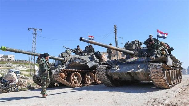 Đông Bắc Syria tăng nhiệt khi SAA và Thổ cùng dồn quân