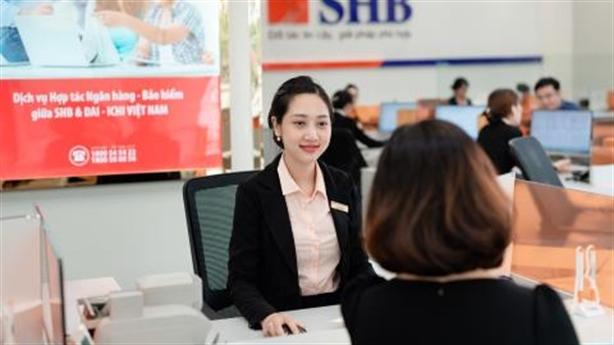 Nợ xấu của ngân hàng SHB tăng