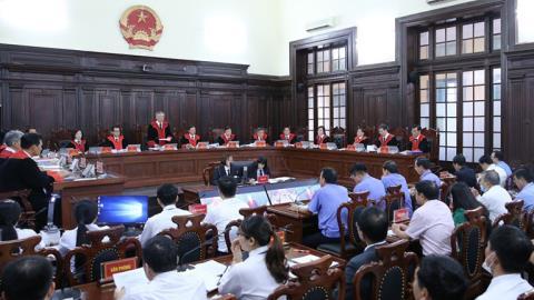 Giám đốc thẩm vụ Hồ Duy Hải: Biểu quyết bác kháng nghị