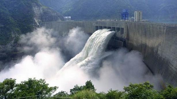 Trung Quốc trữ lượng nước lớn hơn lượng xả ra