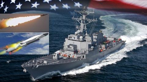 Chiến hạm Mỹ vào Barents: Cuộc đấu vòng cung Bắc Cực