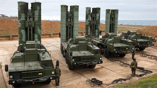 Thổ không cho Nga sờ vào S-400 khi chính thức kích hoạt