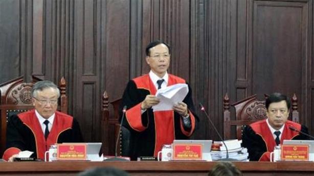 Giám đốc thẩm vụ Hồ Duy Hải: Vì sao không oan?