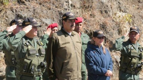 Cử Đại sứ tại Venezuela, Trump chứng minh Guaido chỉ ăn hại