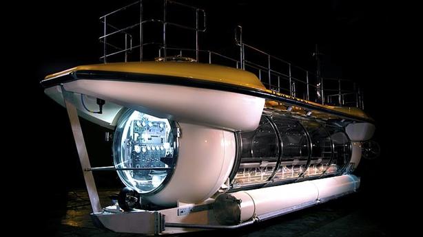 Việt Nam sắp có tàu ngầm du lịch 'xịn' nhất thế giới?