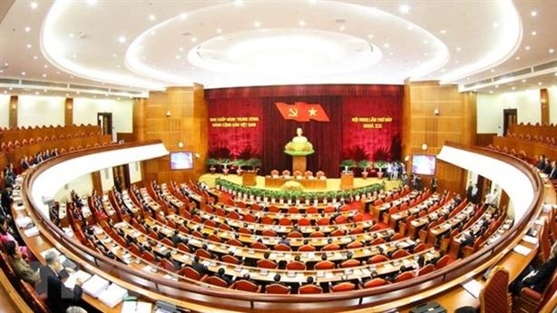 Hội nghị 12 BCH Trung ương Đảng bàn phương hướng nhân sự