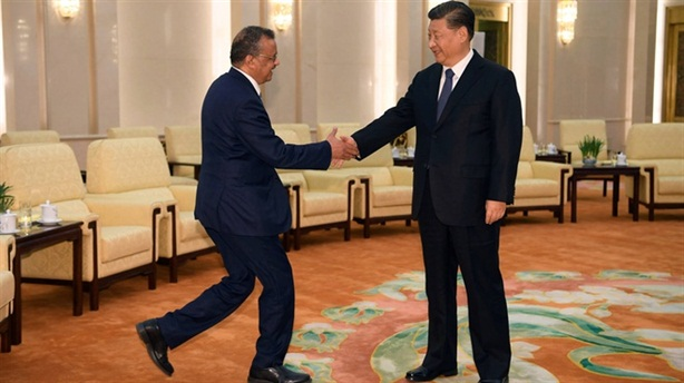 WHO phản ứng khi bị Đức gán ghép với Trung Quốc