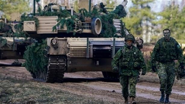 Quân đội NATO áp sát Kaliningrad