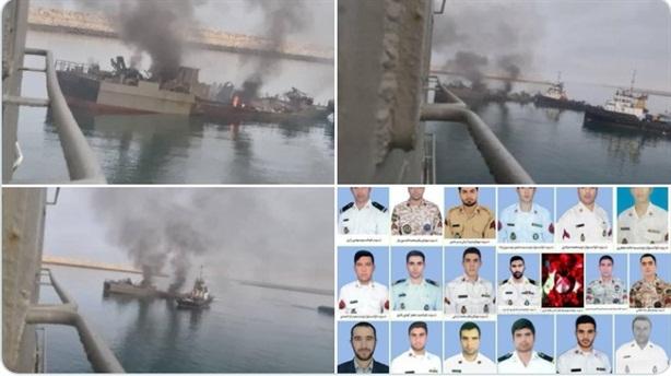 Số người chết trong vụ Iran bắn tàu mình tiếp tục tăng