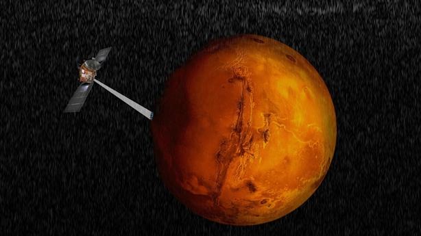 Chuyên gia cảnh báo virus và chương trình sao Hỏa của Mỹ