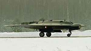 Nga sẽ trang bị vũ khí siêu thanh cho S-70 Okhotnik