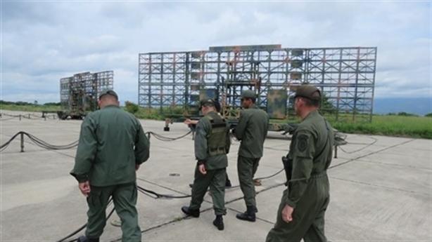 Venezuela dùng radar JY-27 Trung Quốc 'bắt sống' F-22 Raptor Mỹ?