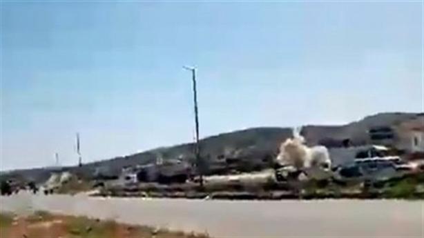 Nổ lớn nhằm vào đoàn tuần tra quân cảnh Nga tại Syria