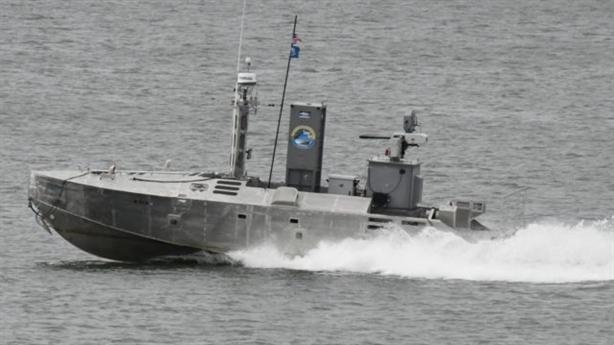 Mỹ dùng 'sát thủ' Textron săn mìn biển Iran