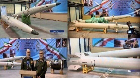 Iran trang bị tên lửa vượt qua THAAD và Patriot