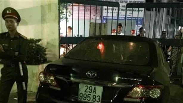 Tin mới vụ Trưởng ban Nội chính Thái Bình gây tai nạn