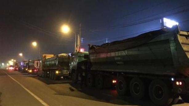 Đoàn xe than quá tải ở Đồng Nai: Nhiều lỗi phạm