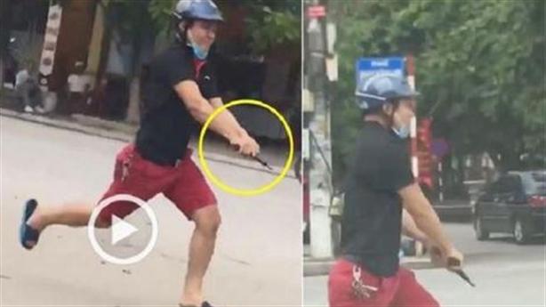 Công an nổ súng trấn áp ở cổng trường Đại học